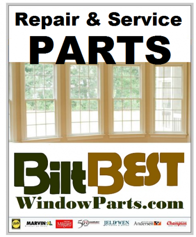 For homeowners and claims adjusters in need of service and repair parts for any Biltbest Window Restoration project.
