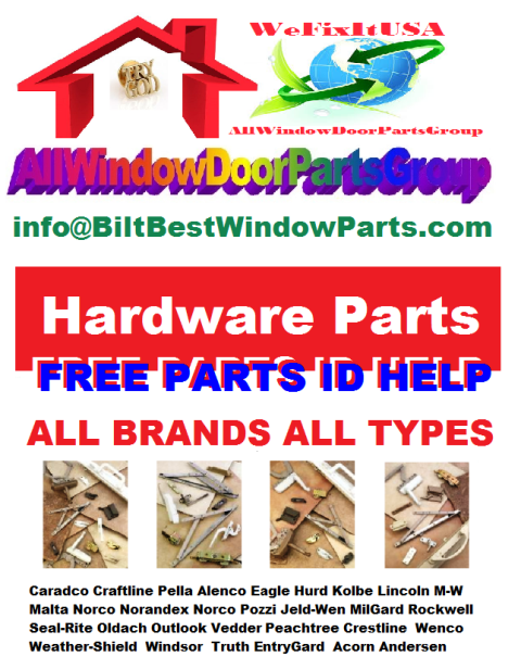 Free Parts Id Help Truth Amp Entrygard Window Amp Door Parts