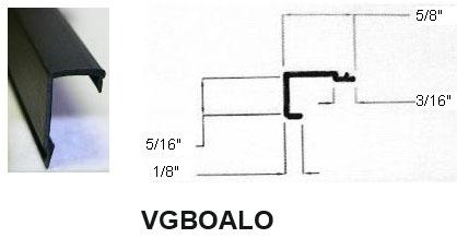 Vgboalo Window And Door Snap In Bead Trim Stop Pvc