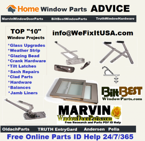 Houston Area Harvey help efforts for homeowners with window replacement parts problems or issues, window repair parts needs -  We'll do our best to help - BiltbestWindowParts.com