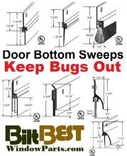 keep bugs out