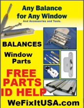 Window Balance Parts Free ID Help - Washington, Arlington, Alexandria, DC-VA-MD-WV, Baltimore, MD, Columbia, Towson, MD, New York, Newark, Jersey City, NY-NJ-PA, New York-Newark, NJ-CT-PA; Hartford-West Hartford-East Hartford, CT