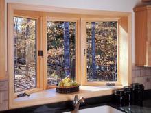 casement bay window